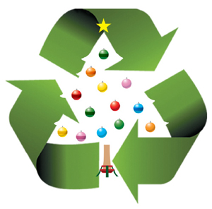 PWD photo-Christmas Tree Recycling
