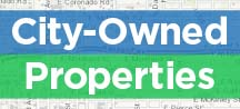 City of Phoenix Owned Properties Map