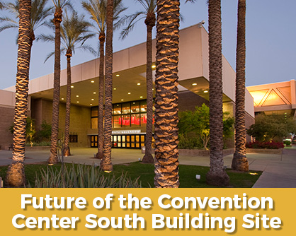 Future of Convention Cetner South Building