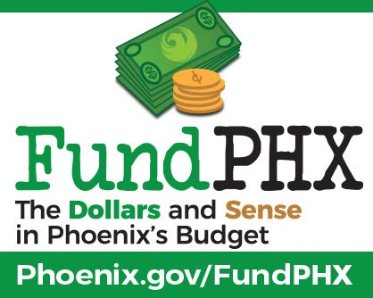 FundPHX digital ad