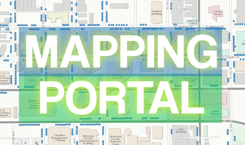 Mapping Portal Tool