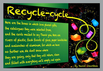 Recycle Cycle