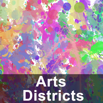 arts districts