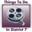 things to do in district 7