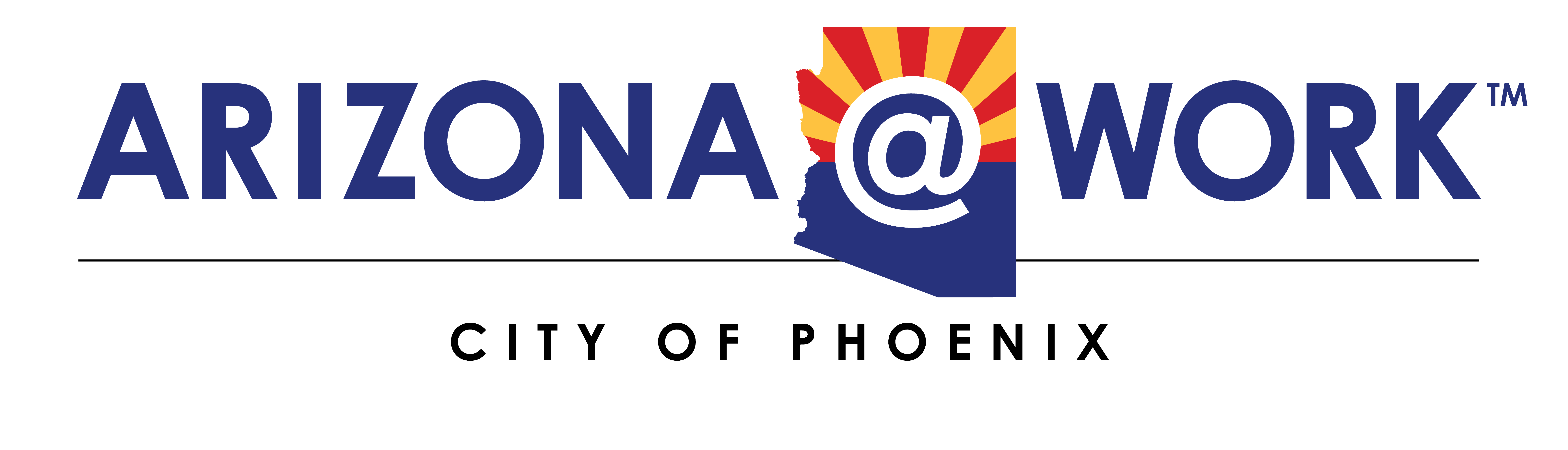 Arizona at Work logo