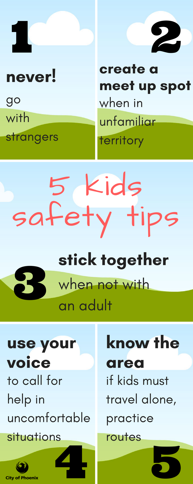 Kids Safety Tips