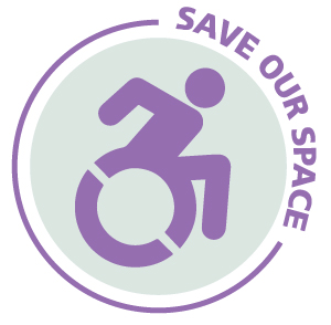 Save Our Space logo