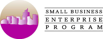 Small Business Enterprise Program Logo