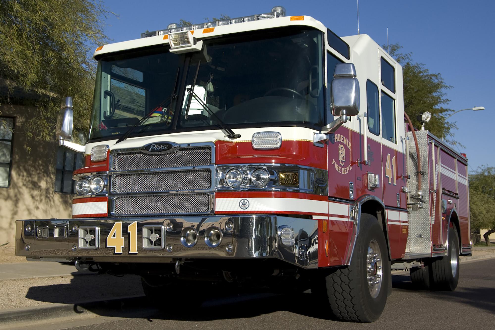 Fire Phoenix Fire Department