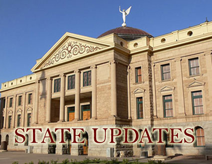 Arizona capitol - Link to State Updates