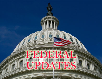 U.S. Capitol - Link to federal updates