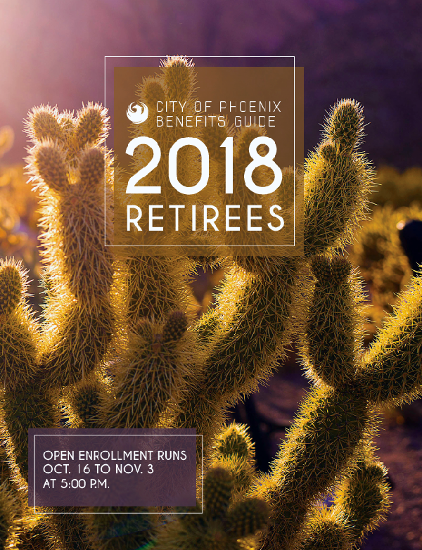 2018 Retiree Benefits Guide