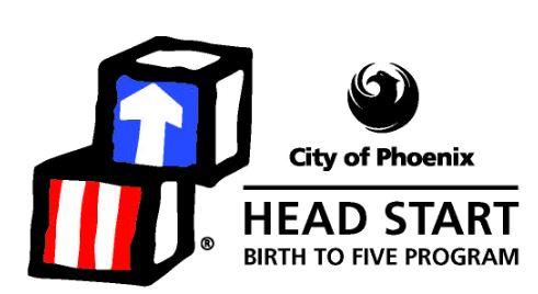 City of Phoenix Head Start logo