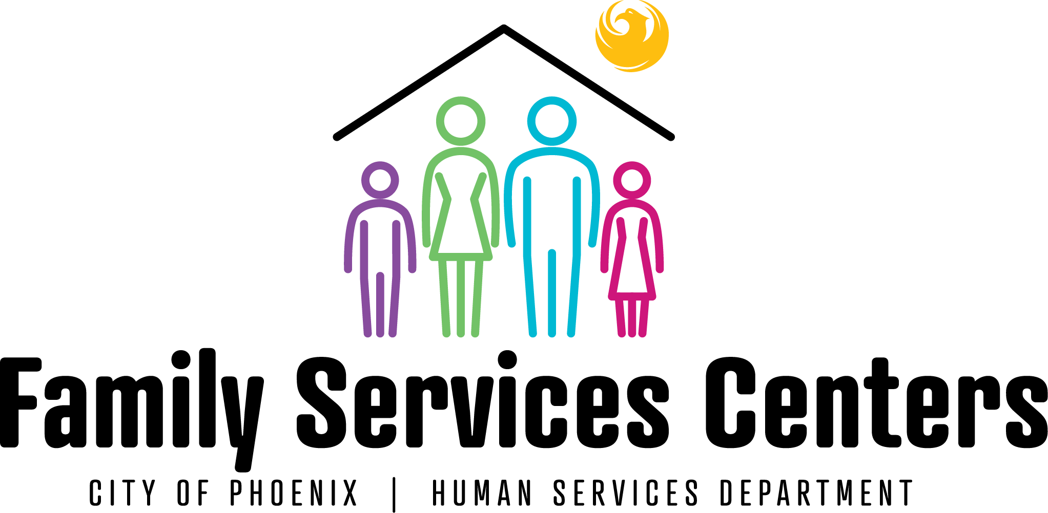 Family services centers logo