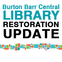 Due to storm damage, Burton Barr Central Library will be closed until further notice.