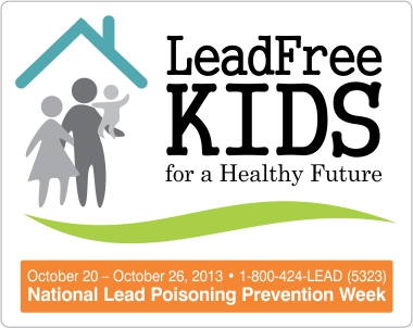 Lead Prevention Week 2013 Promo