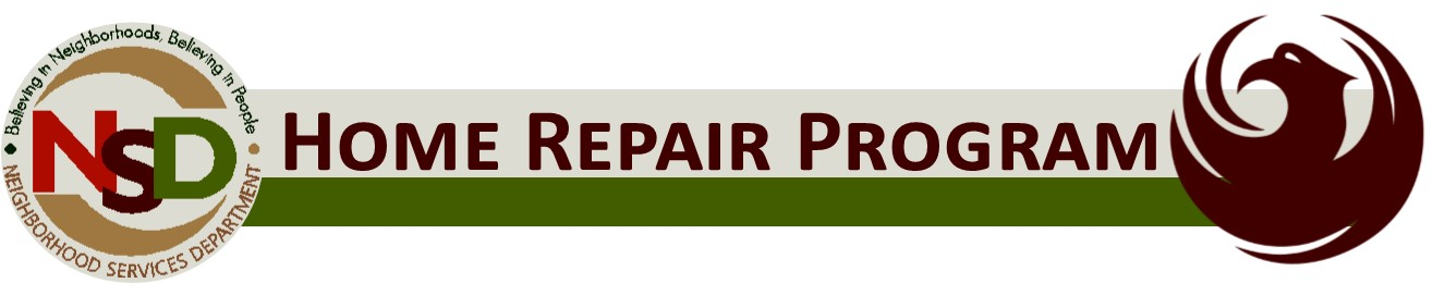 Neighborhood Services Housing Repair Programs