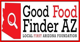 Good food finder AZ - local first Arizona foundation