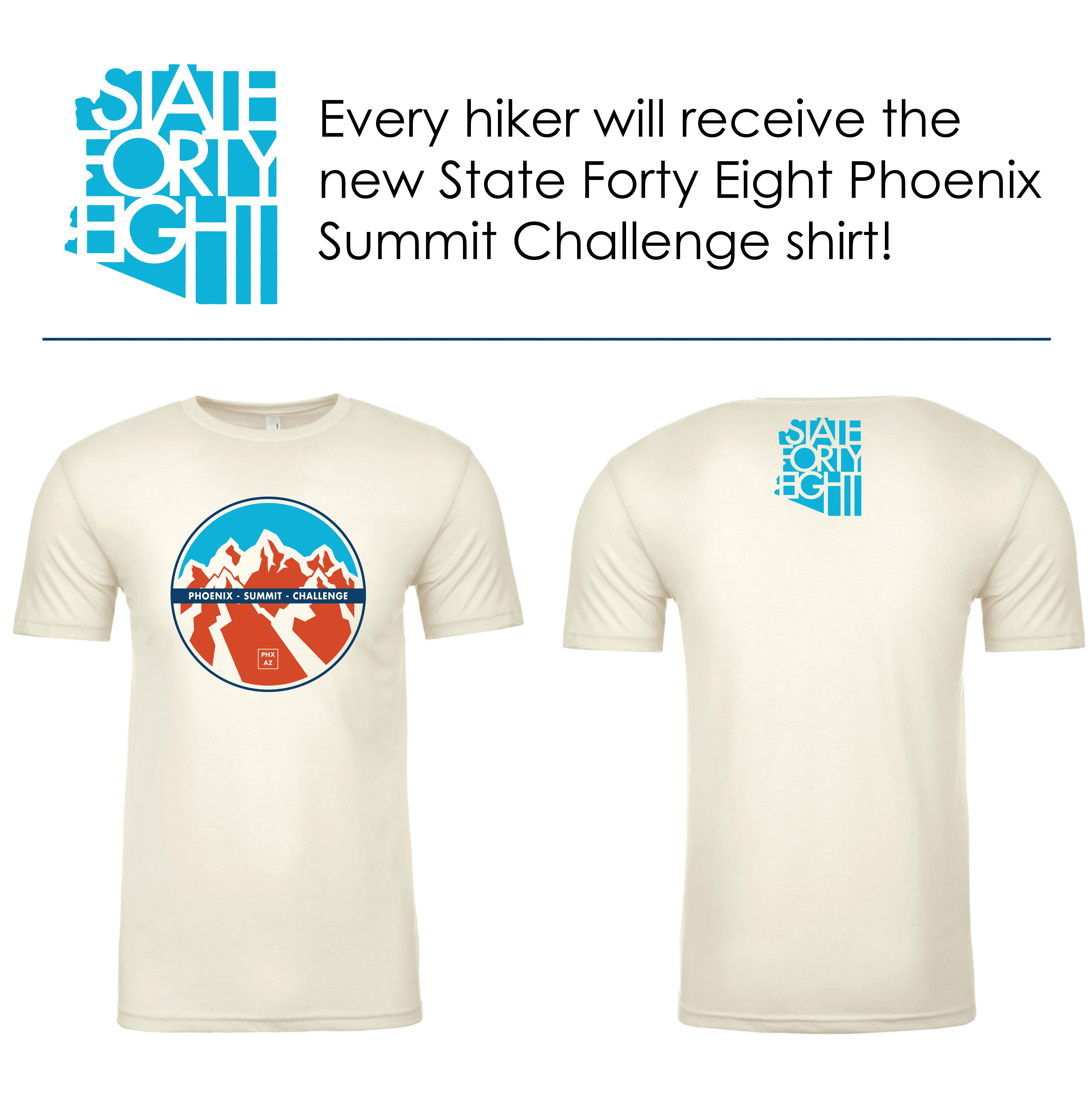 The Official State Forty Eight PSC Shirt!