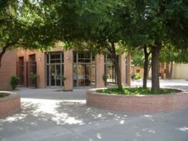 Encanto Clubhouse Courtyard