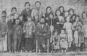 Phoenix First School Teacher/Class - 1871