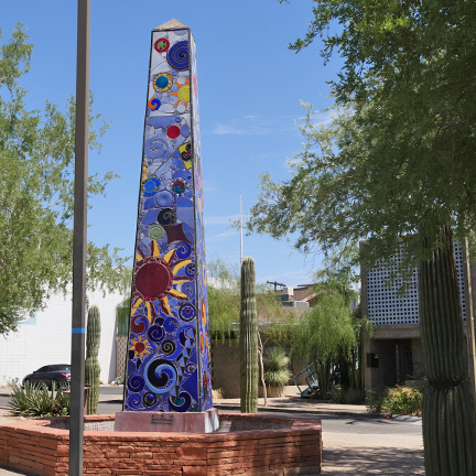 Art in Cancer Survivors Park