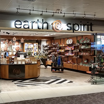 One of the many shopping choices at Phoenix Sky Harbor International Airport