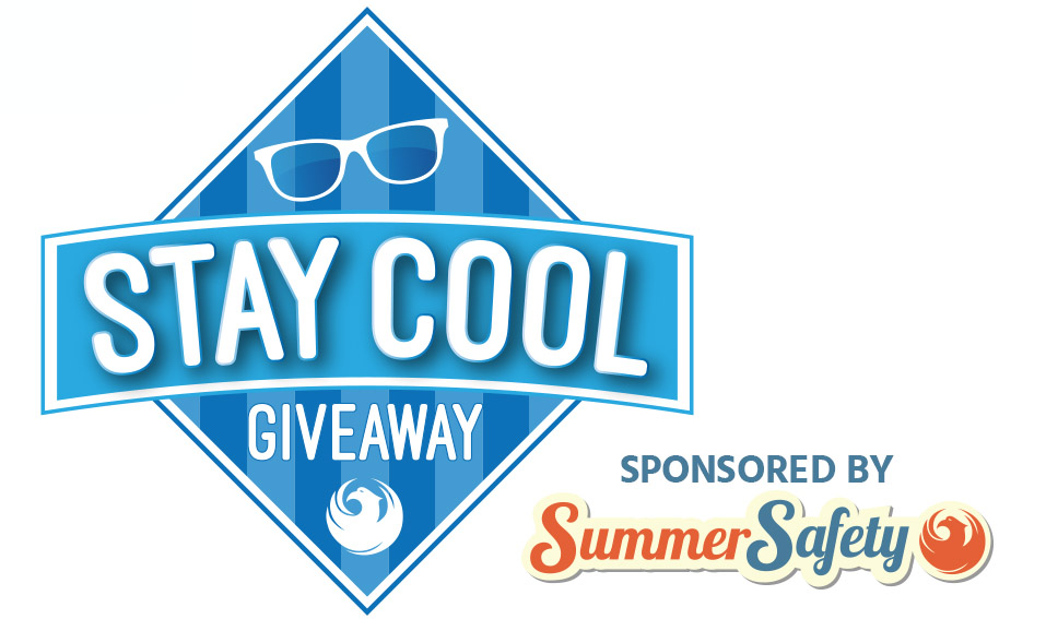 Stay Cool Giveaway