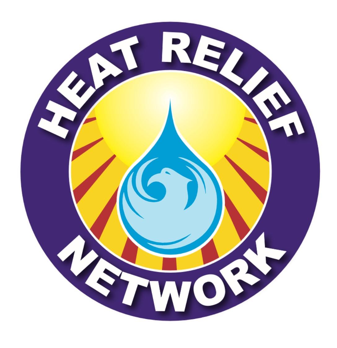Heat Relief Network logo