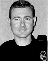 fallen officer Beuf