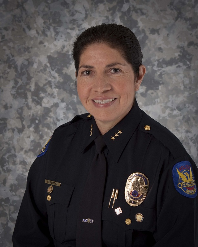 Assistant Chief Sandra Renteria