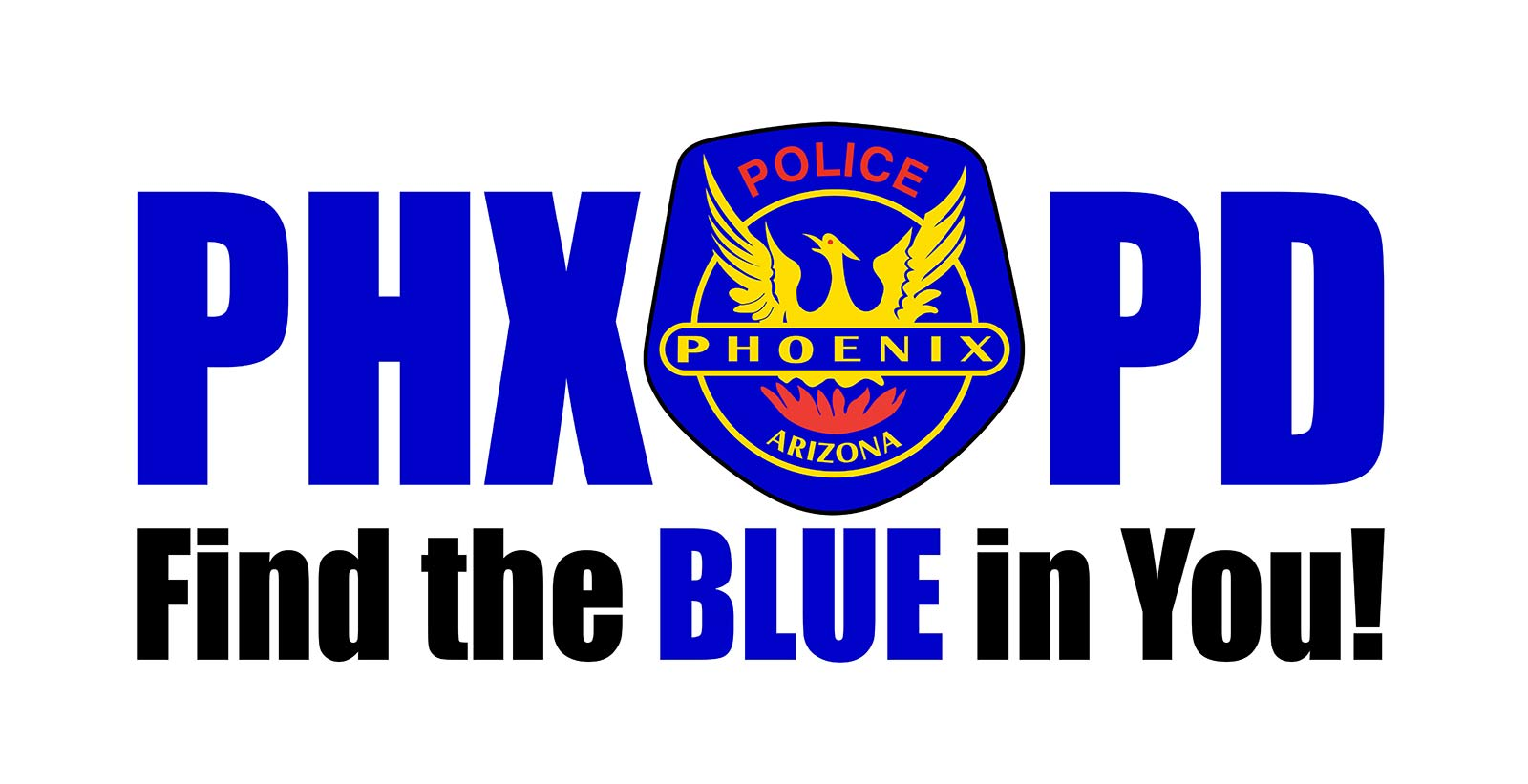 Phoenix PD: Find the BLUE in you