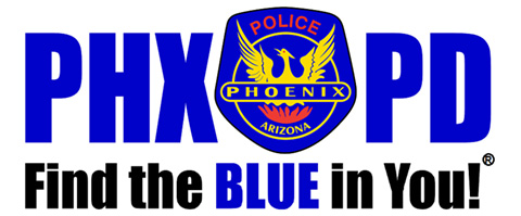 PHX PD: Find the Blue in You!