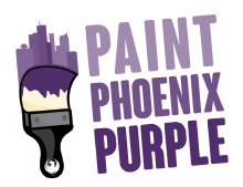 Paint Phoenix Purple