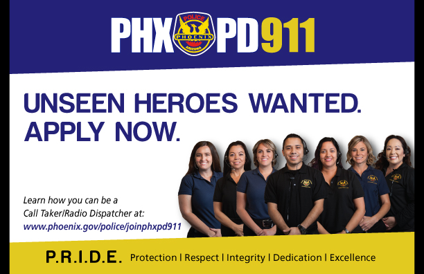 First of the First Responders Wanted. Apply Now.