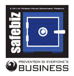 SafeBiz Logo Graphic
