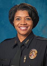 Jeri Williams, Police Chief
