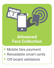 Advanced fare collection