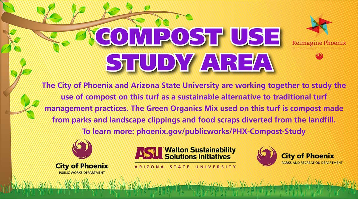public works composting and green organics