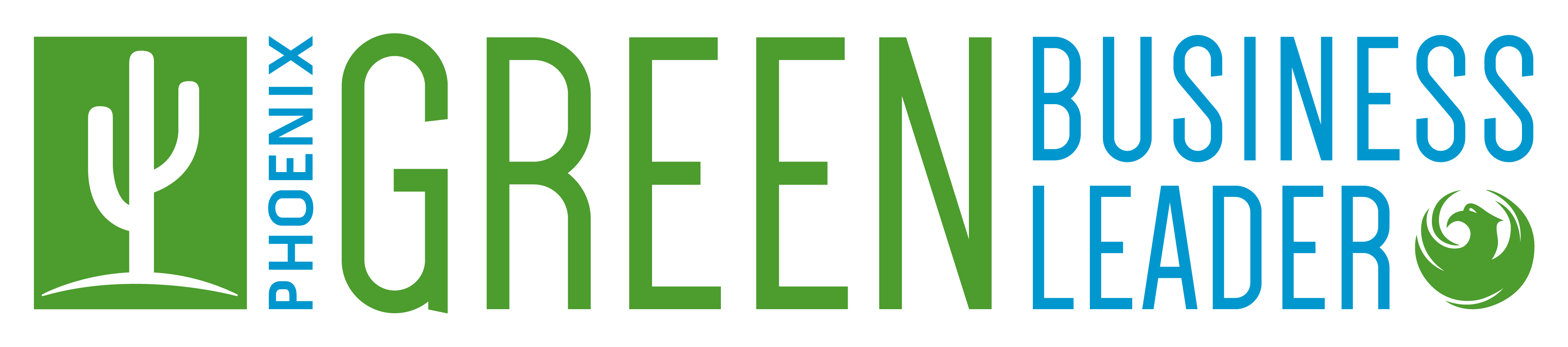 Green Business Leader logo
