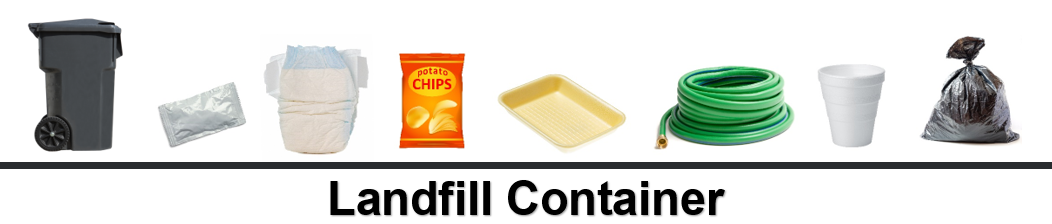landfill items