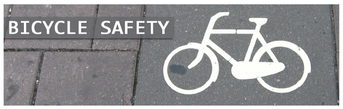 Bicycle Safety banner