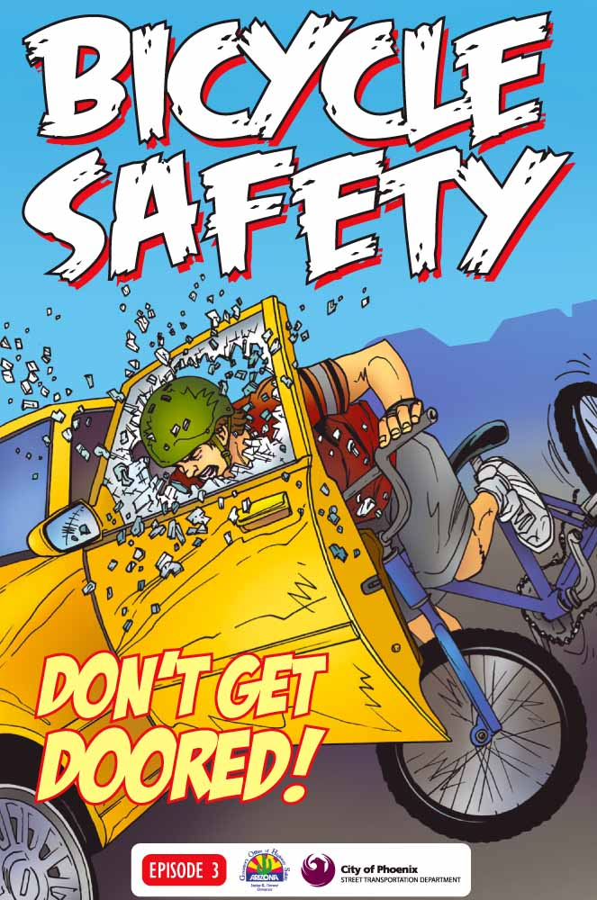 Bicycle Safety -  Dont get doored