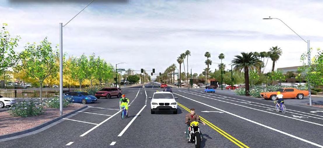 Street Transportation 3rd Street Improvement Project