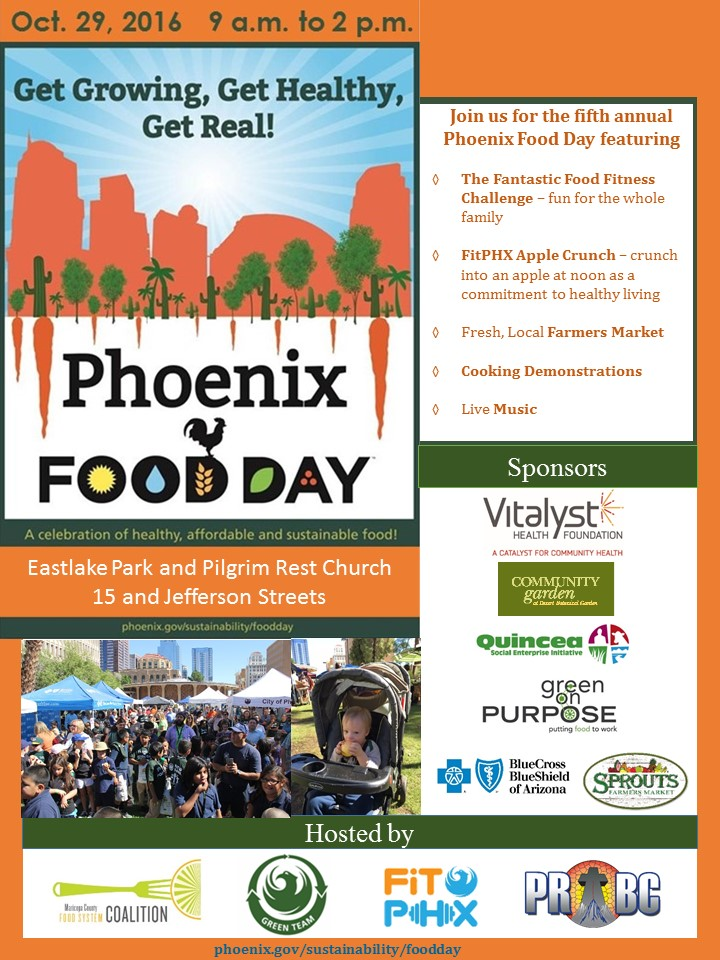 food day flyer