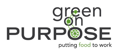 Green on Purpose logo