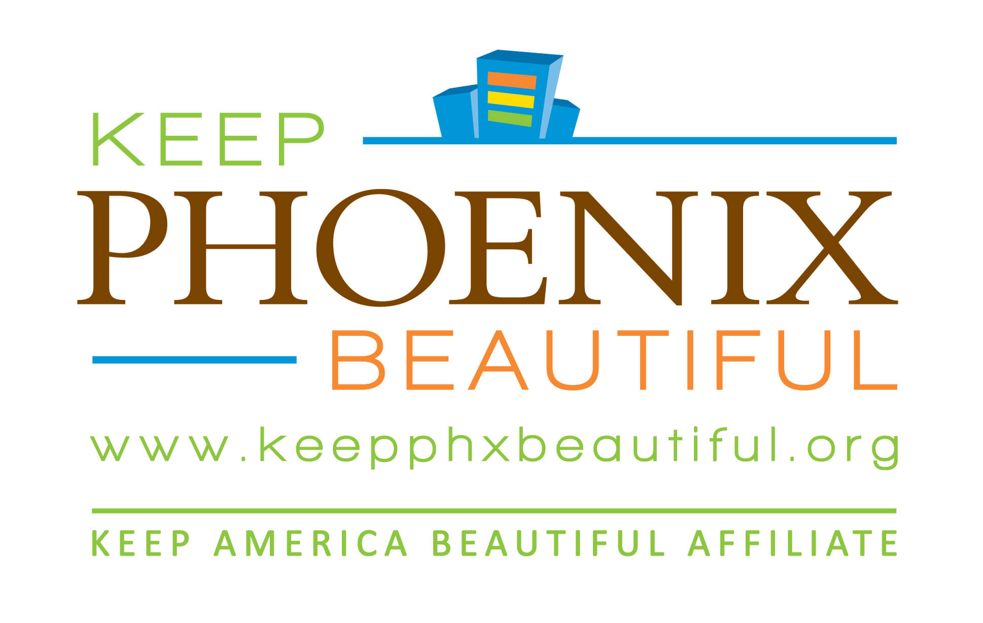 Keep Phoenix Beautiful logo