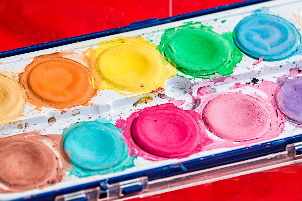 Water color kit