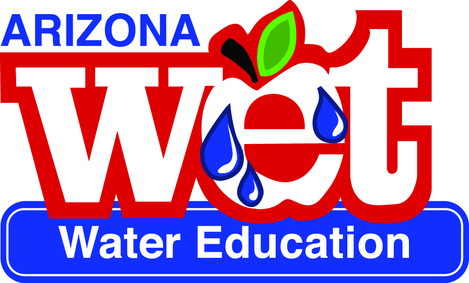 Arizona WET Water Education logo